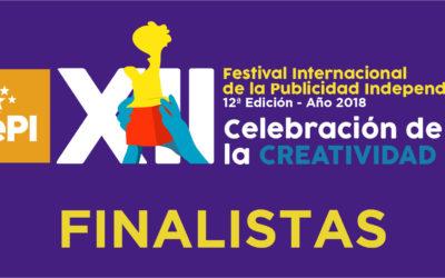 El FePI anuncia los Finalistas.