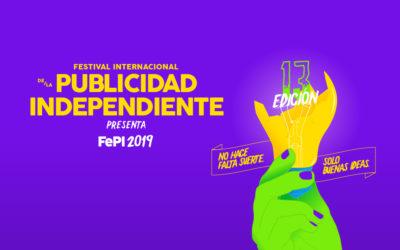 El FePI 2019 anunció la apertura de Inscripciones